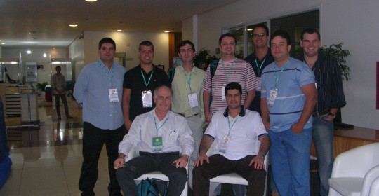 Dr. Marcio Cavalcanti participou do CBCOC 2008