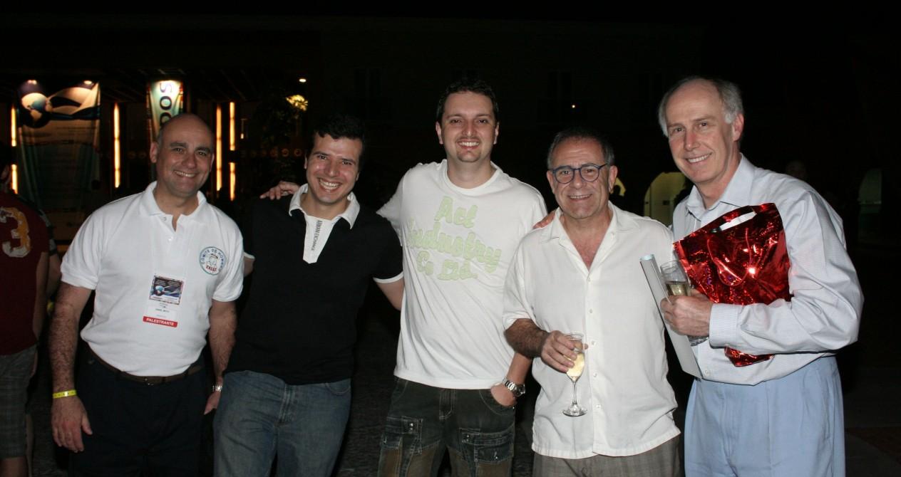 Dr. Marcio Cavalcanti participou do CLAHOC 2009