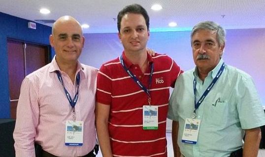 Dr. Marcio Cavalcanti participou do CLAHOC 2013